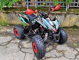 New QUAD 125 SNIPER Racing Edition