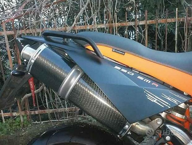Ovale Carbon Roadsitalia Ktm 950 990 Adventure