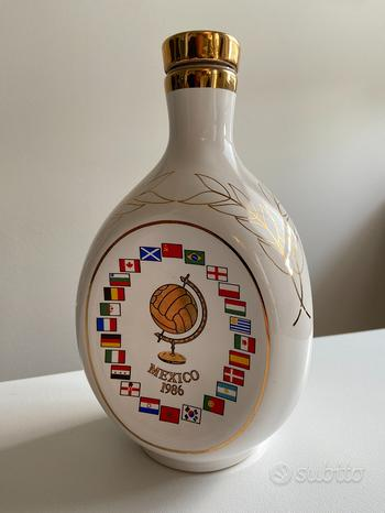 Dimple Scotch Whisky Limited Edition Mexico 1986