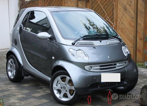 Spoiler anteriore Smart faro ad 8 e smart cabrio