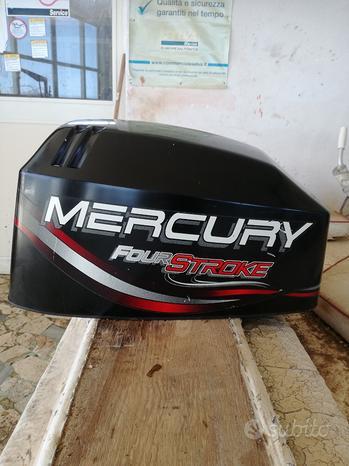 Capote x motore f.b. mercury 40 cv 4t 3 cyl