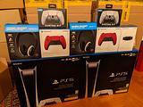 SIGILLATA PlayStation 5 BUNDLE con ACCESSORI