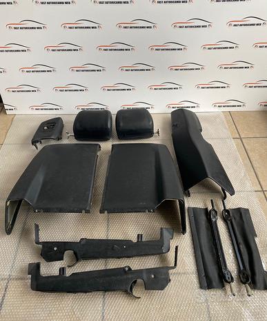 Kit rivestimento sedili in pelle Mercedes SL R12