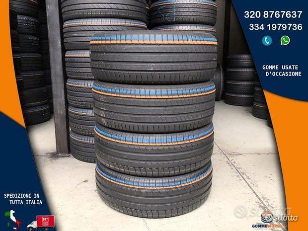 4 gomme 235 55 19 - Michelin latitude sport