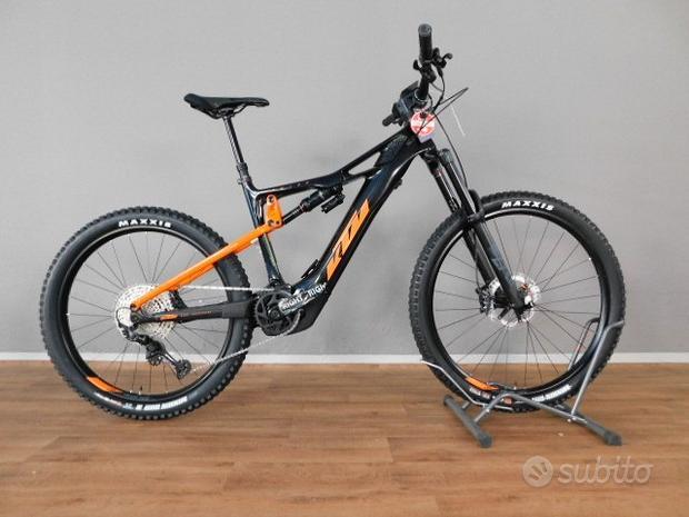 KTM PROWLER MASTER Ebike Carbon Biciclette