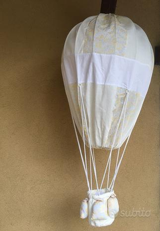 Lampadario mongolfiera