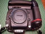 Nikon D300 Reflex professionale Seminuova