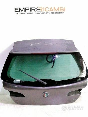 Portellone posteriore alfa romeo 159 sportwagon
