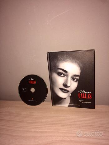 CD + libro BOOKLET Maria Callas vol 2
