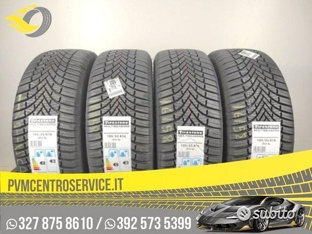 Gomme Nuove 195 55 16 Firestone 16158