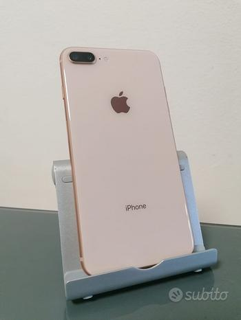 IPhone 8 Plus 64GB Gold, grado A+