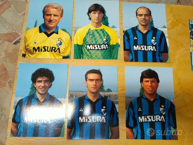 Cartoline Inter fine anni 80