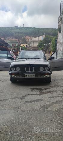 Bmw 320i cabrio E30