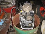 Motore Honda 15 cv