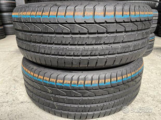 2 Gomme 225/40 R19 - 89Y Pirelli estive RFT 85%res
