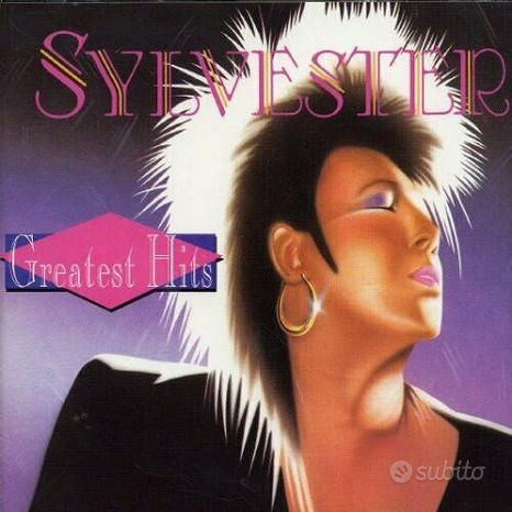 SYLVESTER raro BOX SET 2 CD Greatest Hits