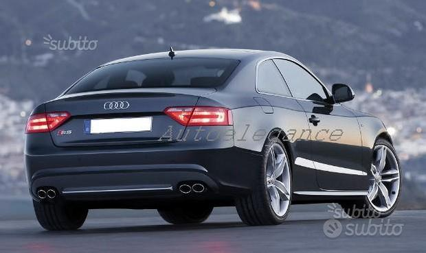 Audi a5 2007+ minigonne laterali sline sotto porta