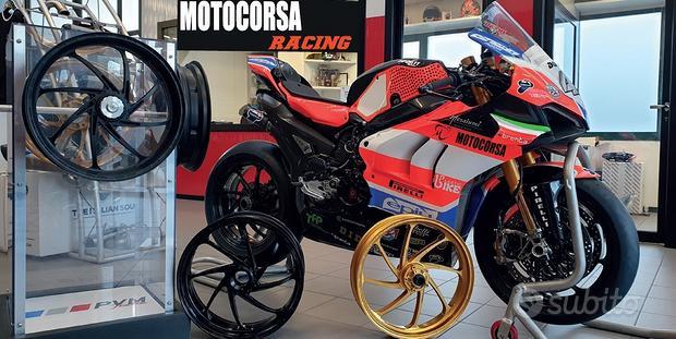 Coppia cerchi PVM Ducati Panigale V4