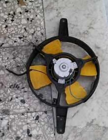 Ventola radiatore fiat ritmo 105 tc