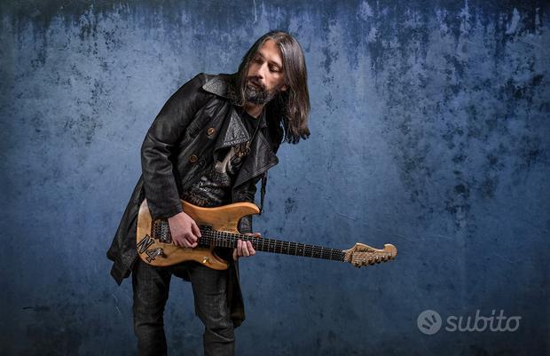 Lezioni di Chitarra Moderna a Torino