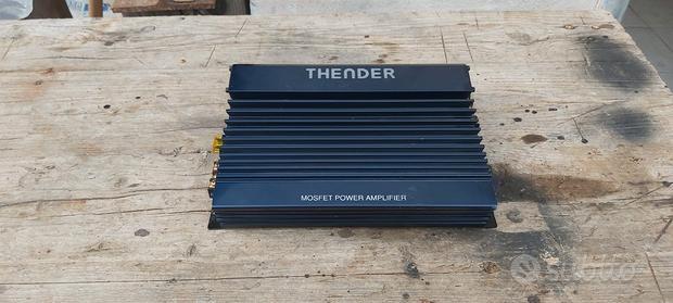 Amplificatore Thender per auto potenza 150 watt
