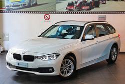 BMW 316d Touring Business Advantage - NAVI/LED