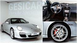 PORSCHE 911 997 Carrera S- pdk - sport chrono -