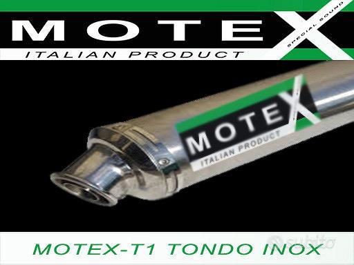 Terminale omologato motex beta alp 4 m4 125 400 35
