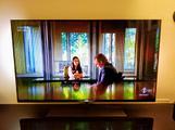 "SMART TV Philips 49"" ultra HD slim 4K ambilight"