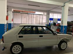 """Lancia delta 4wd """" roll -bar dell'epoca 1986"""