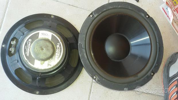 Woofer PIONEER TS-W252 da 25 cm TS W206 TS T50