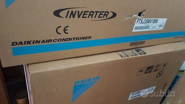 Condizionatore Daikin emura freddo/caldo/deumidifi