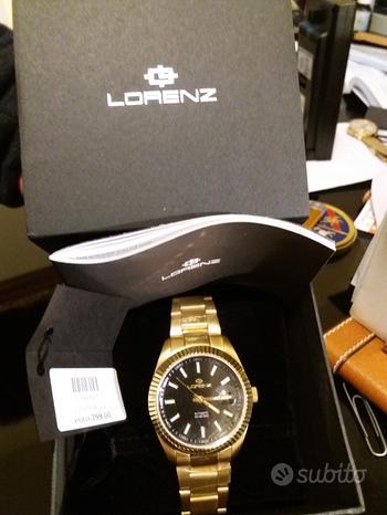 Orologio uomo automatico lorenz ginevra 30164gg