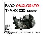Faro Nuovo Tmax 530 2012 2014