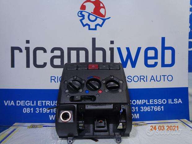 Fiat ducato '04 consolle centrale completa