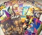 Fumetti Usa Dark Horse Comics DH Presents anni 90