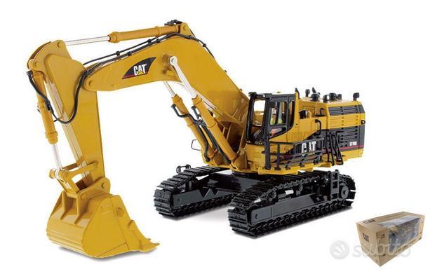 Modellini mezzi industriali cat trattore camion