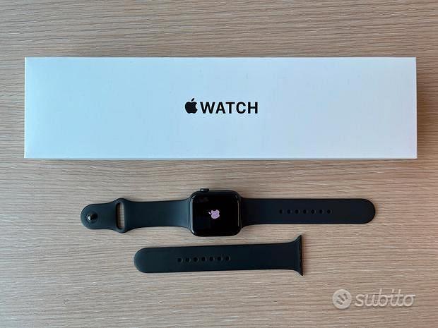 Apple Watch SE Space Gray 44 mm