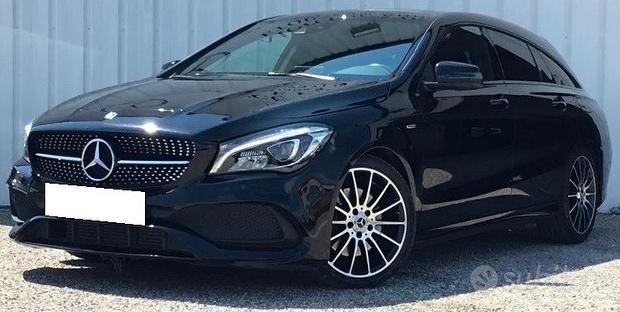 Mercedes cla ricambi anno 2018