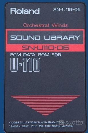 Roland-u-seriesSN-U110-06