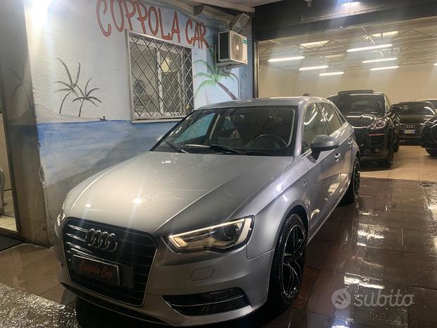 Audi a3 g-tron automatica full val.permute