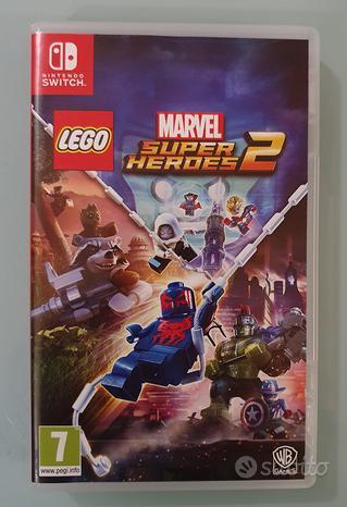 Lego Marvel Super Heroes 2 per Nintendo Switch