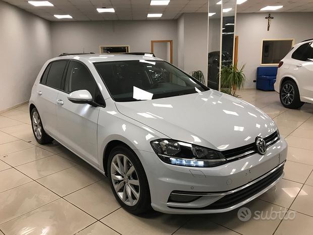 Volkswagen Golf 7 1.6 TDI 115cv DSG Highline