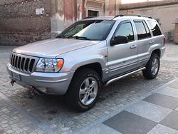 Jeep grand cherokee 2.7 2003