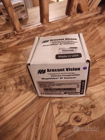Telecamera Arecont 10 MPX
