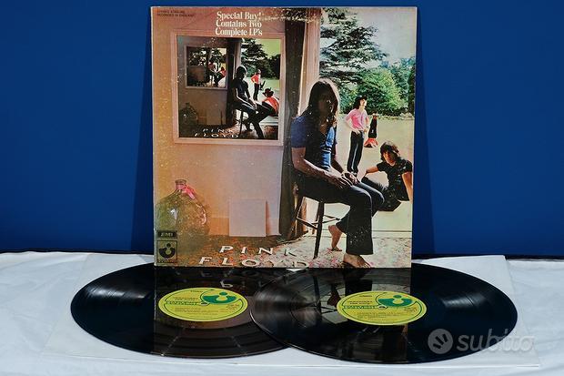 Pink Floyd UMMAGUMMA 2 LP Vinile *EX-/EX* USA RaRo