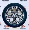 Cerchi e gomme 18 BMW nuova X1 e X2 KM0 225 50 18