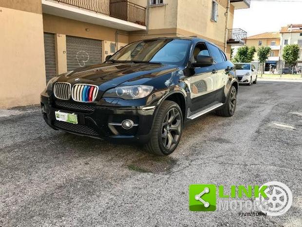 BMW X6 xDrive35d  *all.msport+tetto *