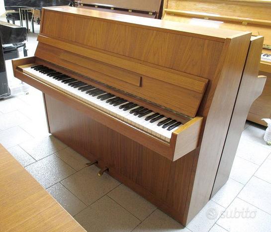 Nordiska pianos pianoforte acustico verticale 110