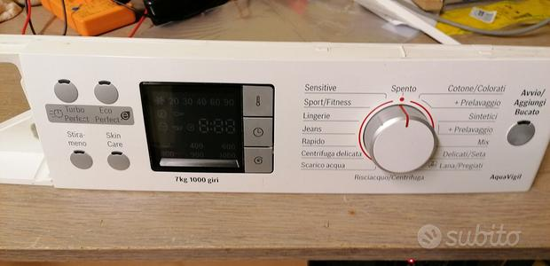 Ricambio Advantix 7 bosch control board